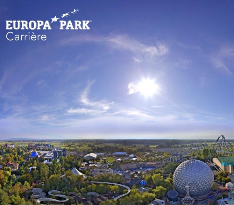 Campagne de recrutement 2018 à l'Europa Park